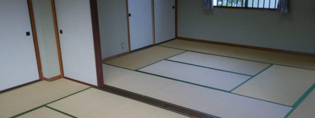 和室スペース:ワークショップやホームパーティに利用できるフロア